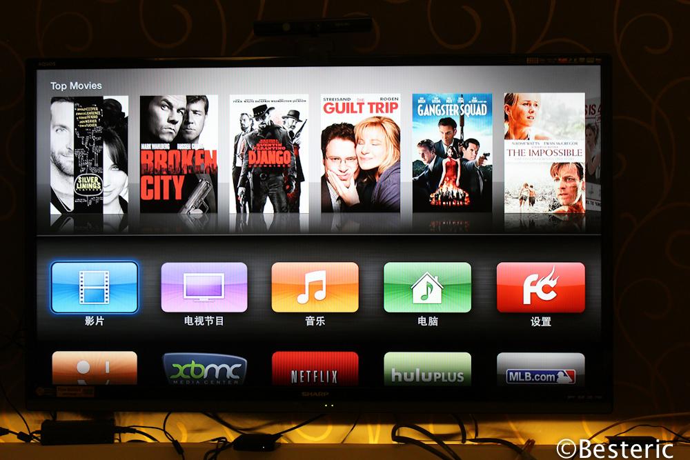 [评测]国内OTT盒子大PK(AppleTV/小米盒子/乐视C1S)—— 使用篇