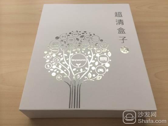 [测评][沙发测评组]新一代创维爱奇艺i71s盒子开箱测试