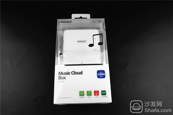 传统音响也能玩智能——品胜音乐云盒评测