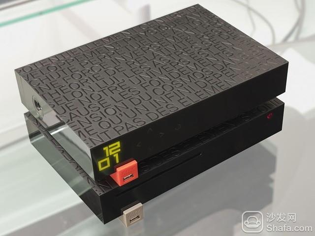法国推出迷你4K电视机顶盒