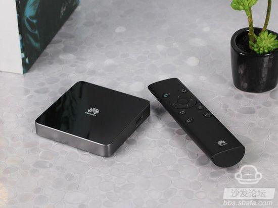 在线4K流畅播 华为极清网络机顶盒评测