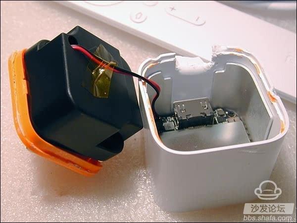 小米盒子mini版拆机图解:硬件配置评测