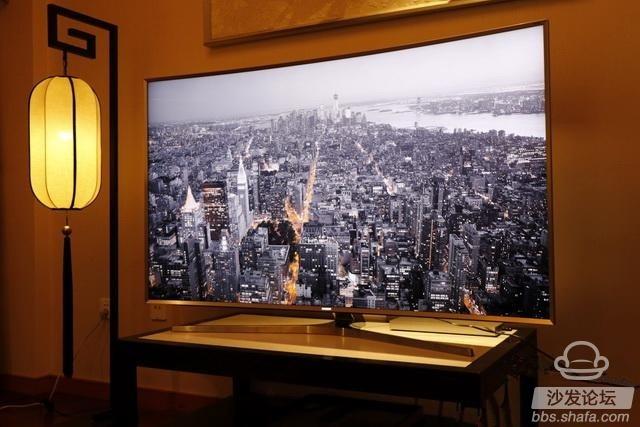 三星Tizen系统曲面旗舰电视评测:操作简洁价格贵