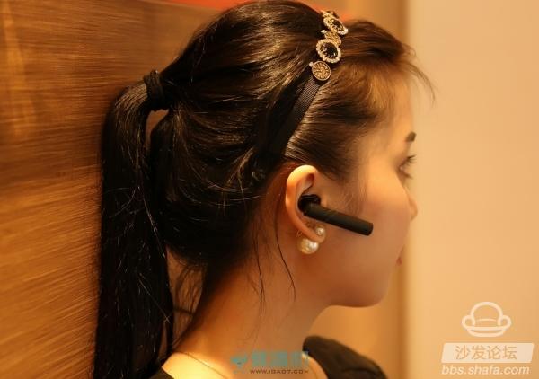若鸿毛 小米蓝牙耳机上手体验