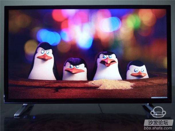 超轻量化智能电视 酷开K32小企鹅开箱评测