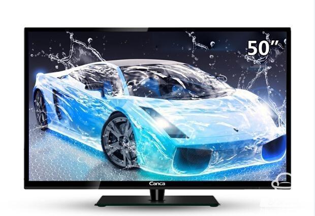 创佳50HME5000是一款50英寸超薄非智能电视机,采用极窄边框、超薄机身设计,外壳运用了ABS高耐温材料,多聚孔凹形散热面板,将散热速度提升了20%,接口丰富,配置了HDMI、VGA、AV、天线、USB、耳机、分量接口等常见插孔,日常所需的功能基本都能得到满足。   创佳50HME5000电视采用了AC3压缩音频信号,立体环绕音响系统,全频实现广阔音域,多声道模式自动切换;采用了逐行扫描渐进式显像技术,提高30%的扫描覆盖率,画质更细腻,色彩更均匀;使用了加性色彩处理系统,凸多面形让色域顶点系统产