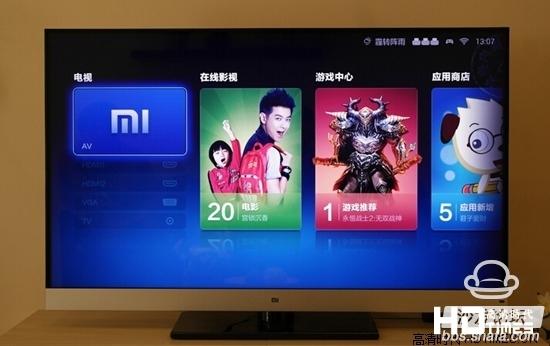 智能电视评测:小米电视2和小米电视2s有什么区别 哪个好?