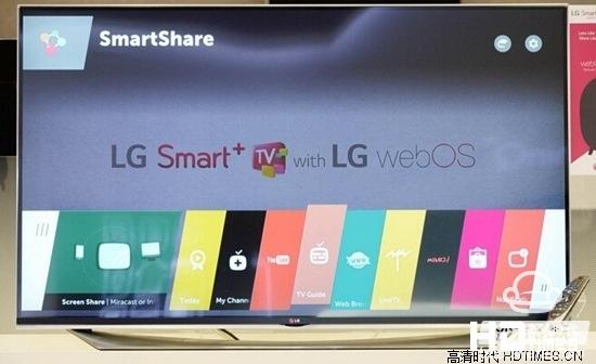 LG webos2.0系统怎么样?三大特点解读