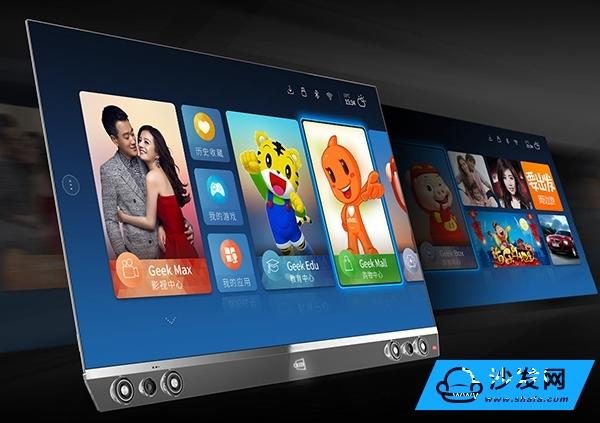 创维OLED 65S9电视完美诠释超薄机身美感!