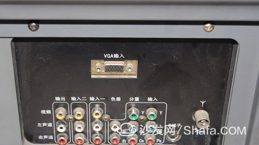 电视 显示器 机顶盒的接线方式图文详解