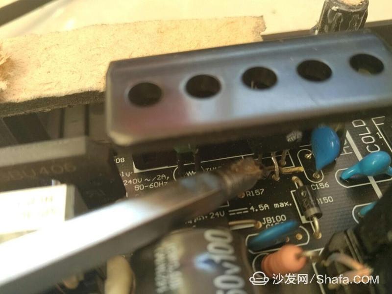 小米长方形低音炮故障