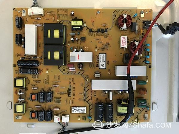 自己动手更换 sony 索尼 kdl-55hx750 电视机主板