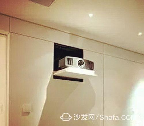 会议室藏投影仪吊顶-投影机隐藏安装有哪些方式和技巧