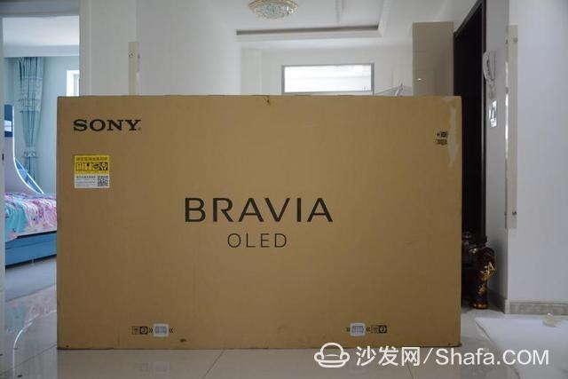 大法家77吋OLED电视评测 颠覆传统屏幕发声