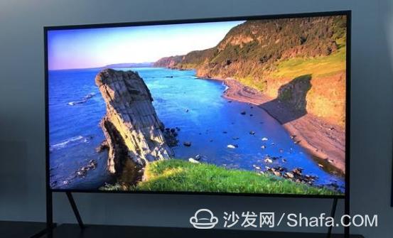 三星推出QLED光质量子点电视,搭载HDR10+