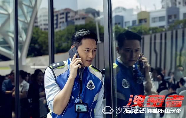 吴镇宇张智霖新片《泄密者》播出,智能电视