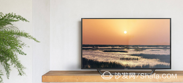 小尺寸电视哪款比较好?索尼KDL-32W600D
