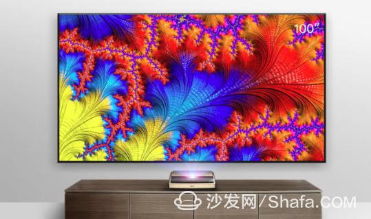 坚果推出新品S3激光电视:拥有4K画质